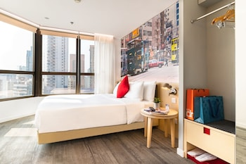 Hotel - Travelodge Central,Hollywood Road