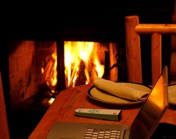Premium Cabin, 1 Bedroom, Fireplace