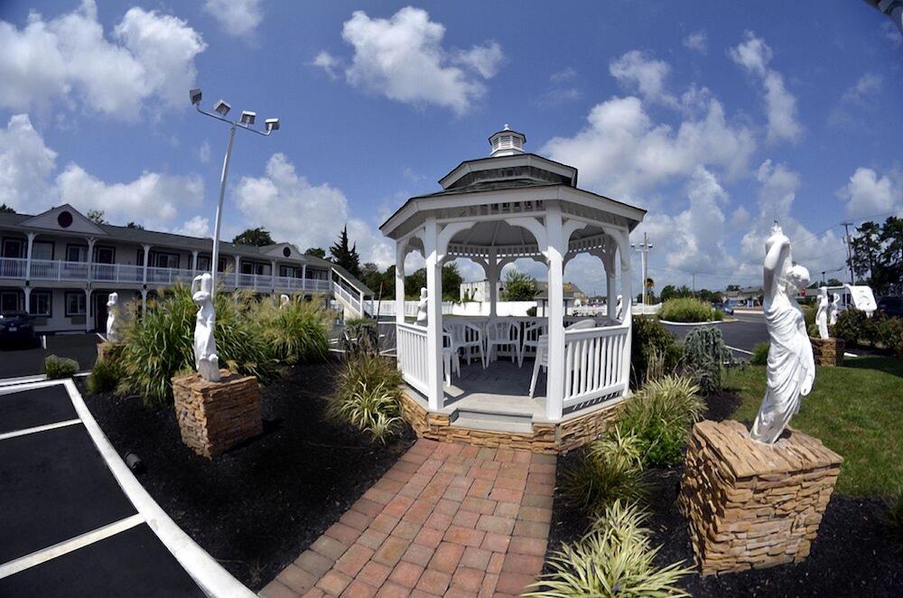 엠파이어 인 앤드 스위트 애틀랜틱시티/앱시콘(Empire Inn & Suites Atlantic City/Absecon) Hotel Image 8 - Property Grounds