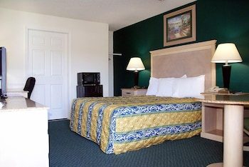 Economy Room, 1 Queen Bed
