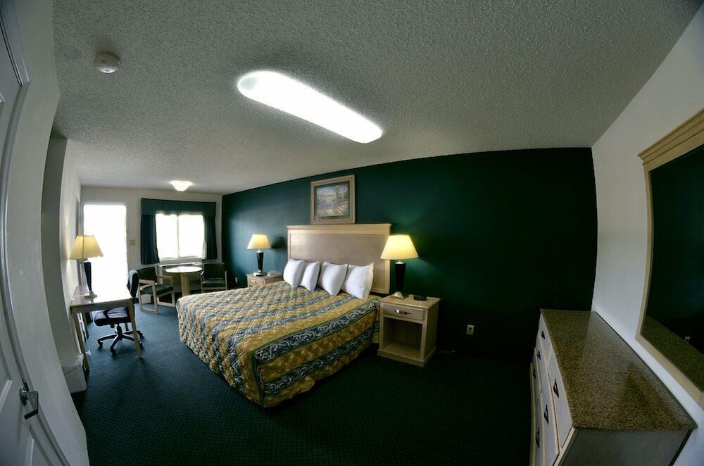 엠파이어 인 앤드 스위트 애틀랜틱시티/앱시콘(Empire Inn & Suites Atlantic City/Absecon) Hotel Image 10 - Guestroom