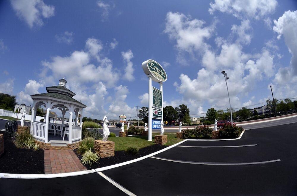 엠파이어 인 앤드 스위트 애틀랜틱시티/앱시콘(Empire Inn & Suites Atlantic City/Absecon) Hotel Image 14 - Property Grounds