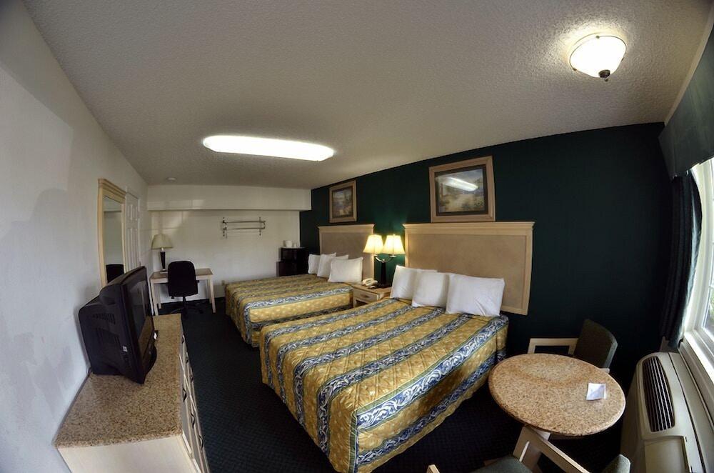 엠파이어 인 앤드 스위트 애틀랜틱시티/앱시콘(Empire Inn & Suites Atlantic City/Absecon) Hotel Image 3 - Guestroom