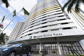 納塔爾品質套房飯店 Quality Hotel And Suites Natal