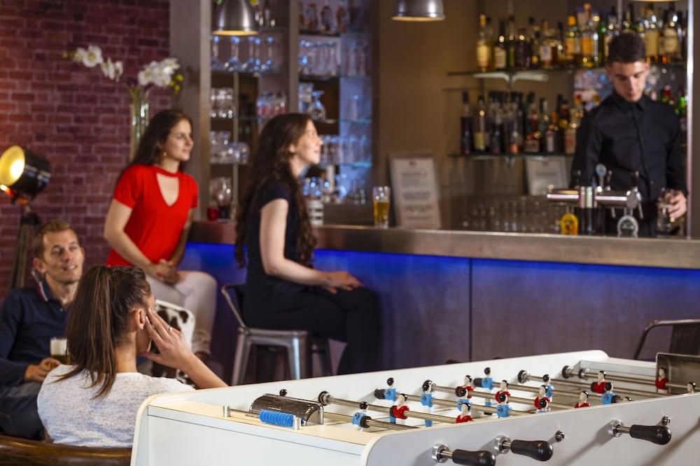 메르쿠르 리옹 에스트 샤포네(Mercure Lyon Est Chaponnay) Hotel Image 24 - Hotel Bar