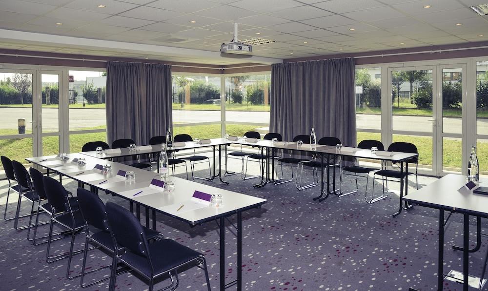 메르쿠르 리옹 에스트 샤포네(Mercure Lyon Est Chaponnay) Hotel Image 31 - Meeting Facility