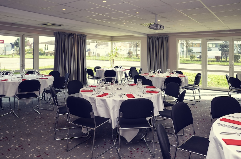메르쿠르 리옹 에스트 샤포네(Mercure Lyon Est Chaponnay) Hotel Image 32 - Meeting Facility