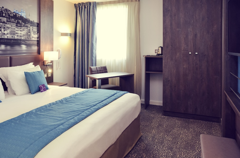 메르쿠르 리옹 에스트 샤포네(Mercure Lyon Est Chaponnay) Hotel Image 5 - Guestroom