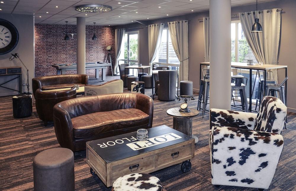 메르쿠르 리옹 에스트 샤포네(Mercure Lyon Est Chaponnay) Hotel Image 29 - Hotel Bar