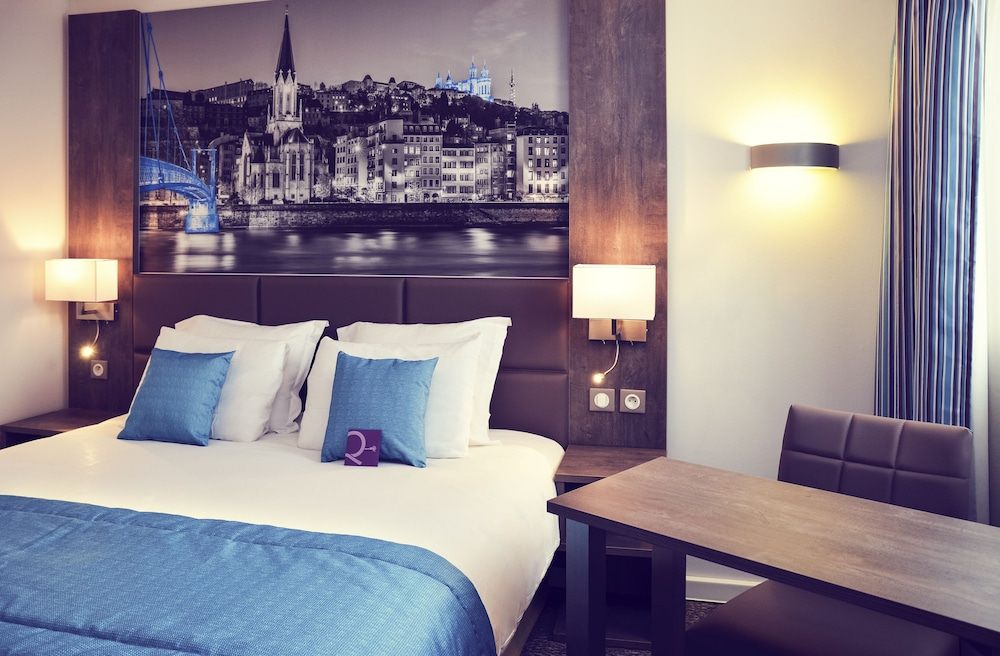 메르쿠르 리옹 에스트 샤포네(Mercure Lyon Est Chaponnay) Hotel Image 8 - Guestroom
