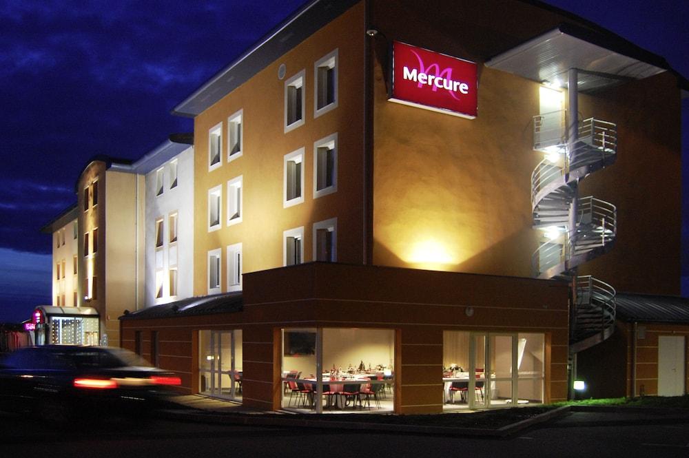 메르쿠르 리옹 에스트 샤포네(Mercure Lyon Est Chaponnay) Hotel Image 46 - Exterior