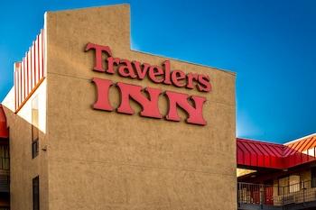 Exterior at Travelers Inn in Phoenix