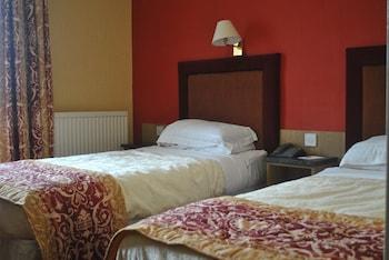 Traditional İki Ayrı Yataklı Oda, 1 Yatak Odası, Bahçe Manzaralı