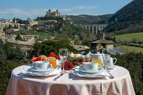 . Albornoz Palace Hotel Spoleto