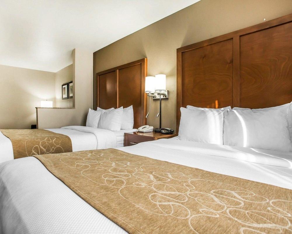 컴포트 스위트 코럴빌(Comfort Suites Coralville) Hotel Image 12 - Guestroom
