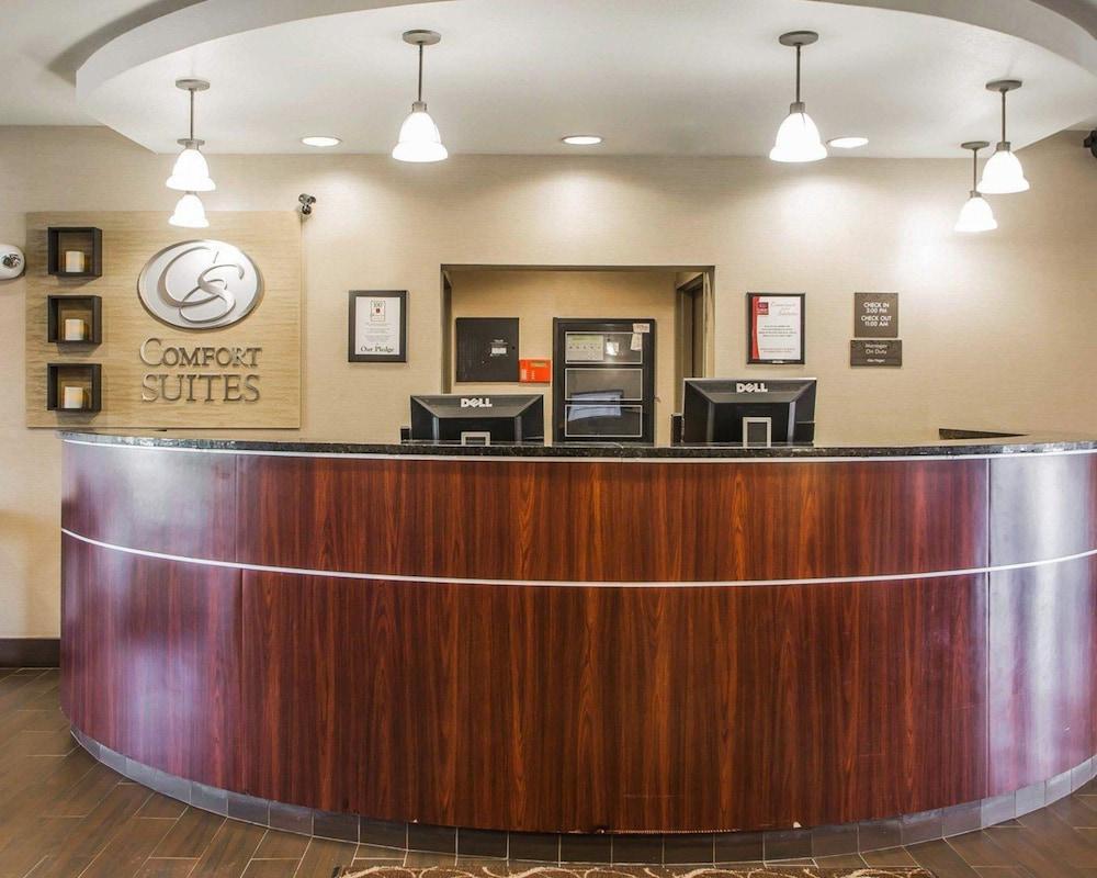 컴포트 스위트 코럴빌(Comfort Suites Coralville) Hotel Image 3 - Lobby