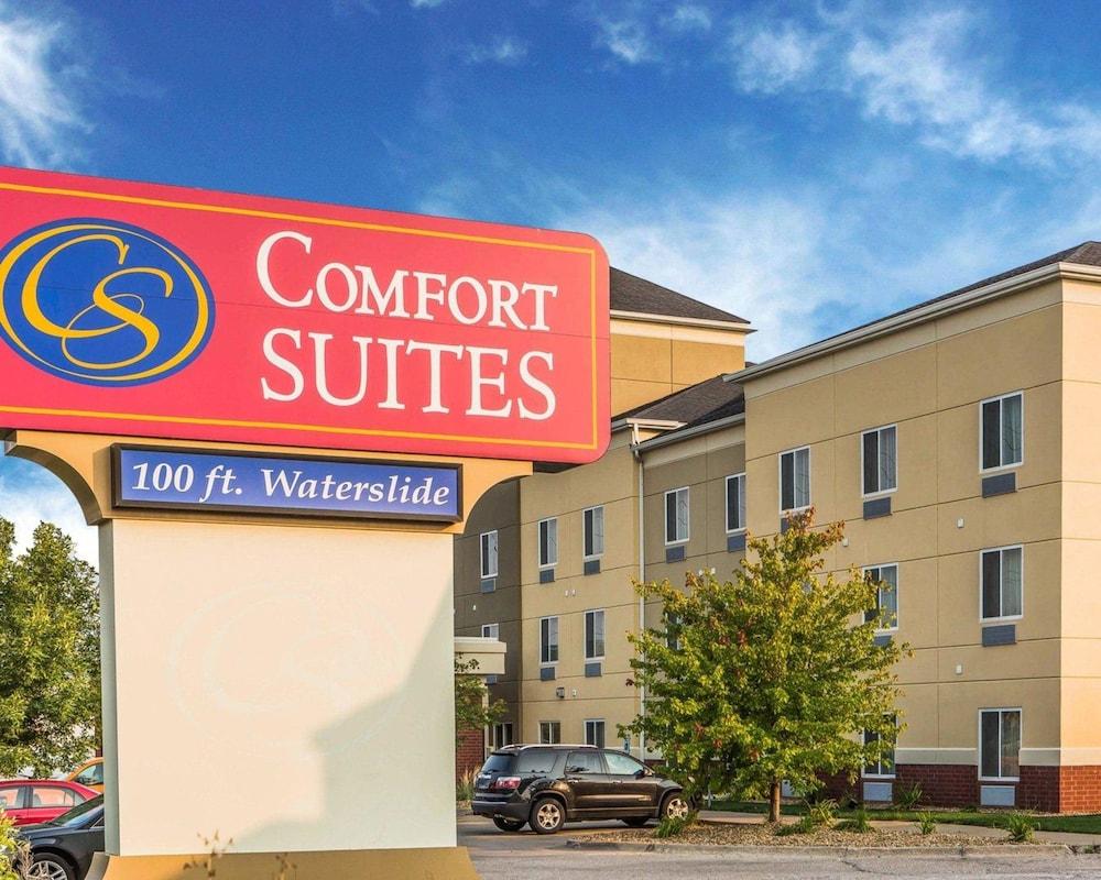 컴포트 스위트 코럴빌(Comfort Suites Coralville) Hotel Image 14 - Exterior