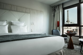 Tek Büyük Yataklı Oda, Şehir Manzaralı