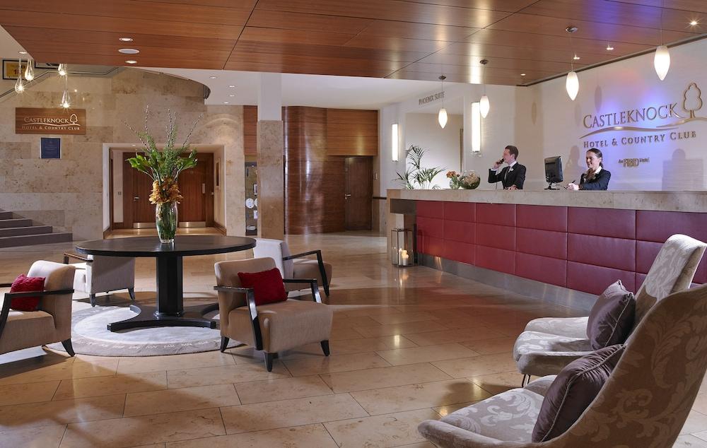 캐슬녹 호텔(Castleknock Hotel) Hotel Image 39 - Reception