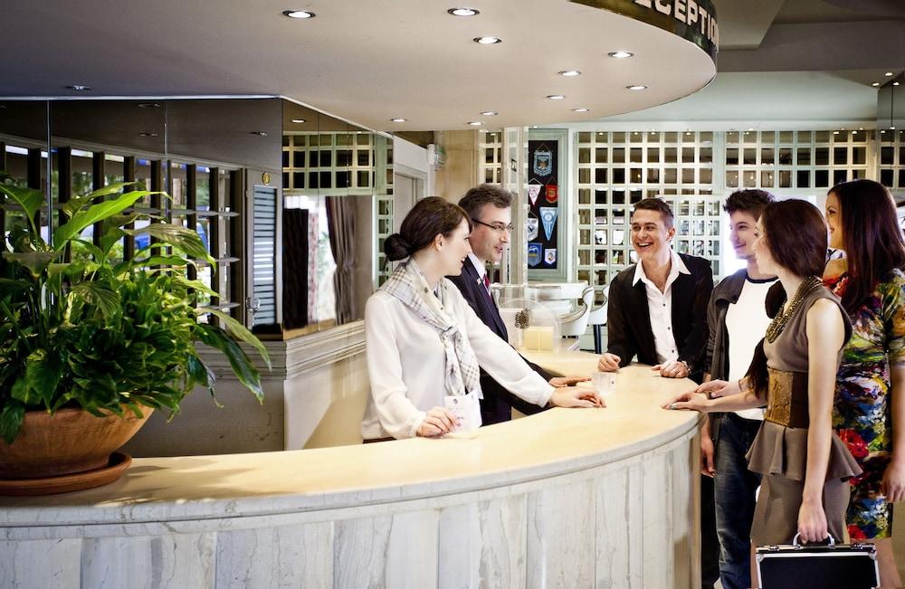 호텔 파노라마(Hotel Panorama) Hotel Image 9 - Reception