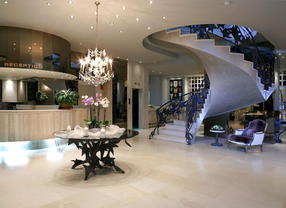 호텔 파노라마(Hotel Panorama) Hotel Image 7 - Reception