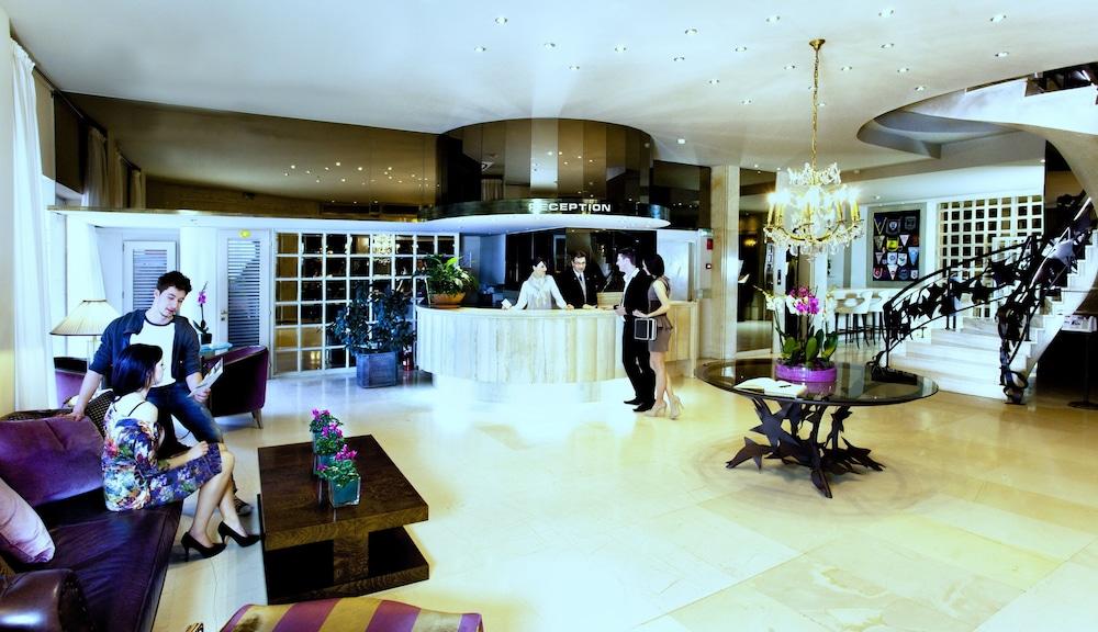 호텔 파노라마(Hotel Panorama) Hotel Image 4 - Lobby
