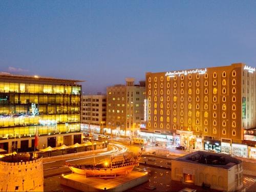 Dubaj - Arabian Courtyard Hotel & Spa - z Warszawy, 31 marca 2021, 3 noce