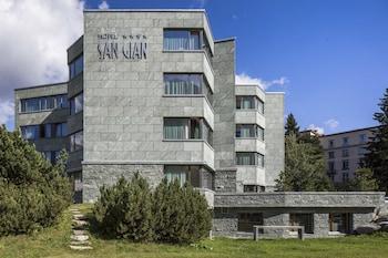 Hotel - Sport & Wellness Hotel San Gian St Moritz