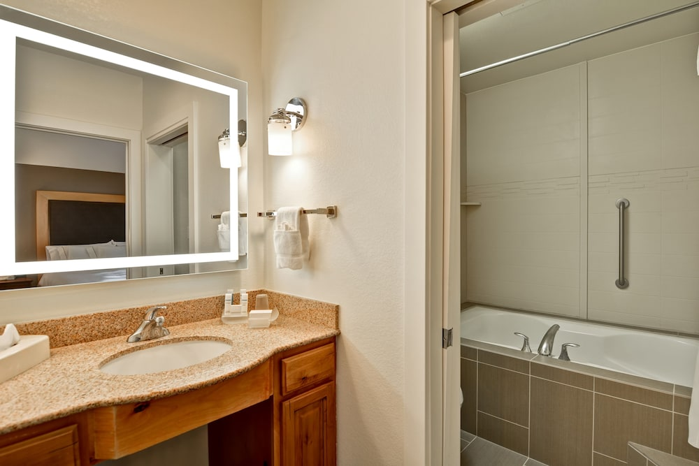 홈우드 스위트 바이 힐튼 잭슨(Homewood Suites by Hilton Jackson) Hotel Image 41 - Bathroom