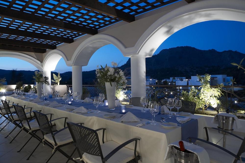 린디안 빌리지(Lindian Village) Hotel Image 32 - Restaurant