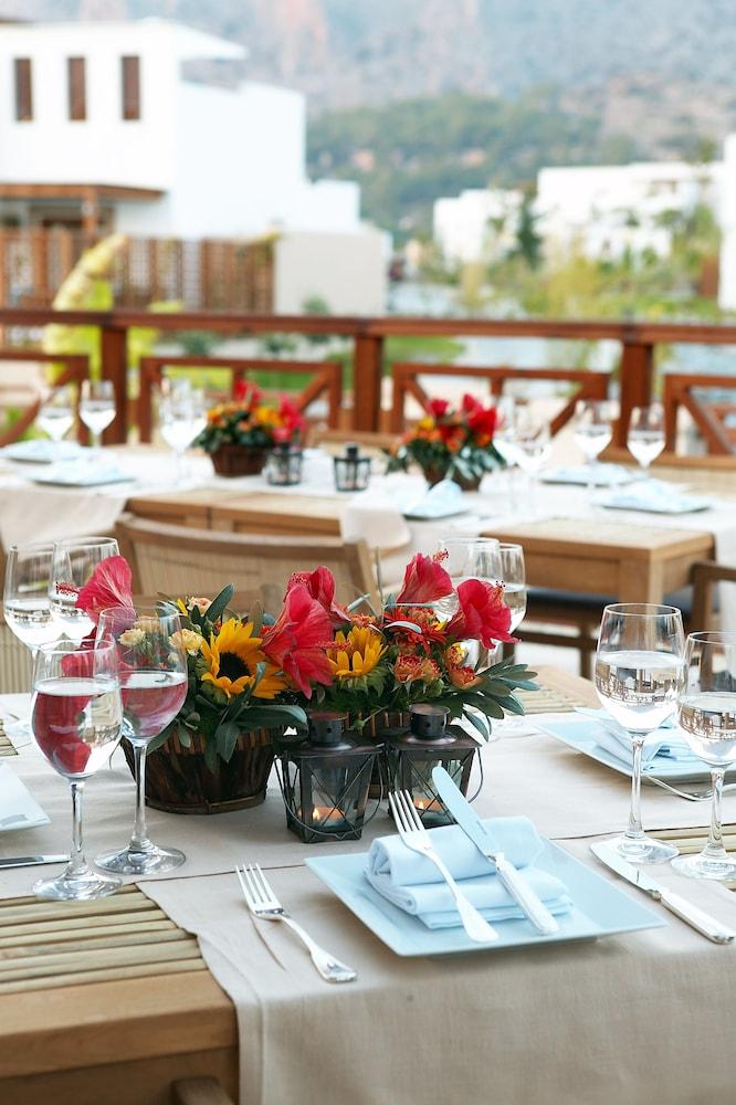 린디안 빌리지(Lindian Village) Hotel Image 35 - Restaurant