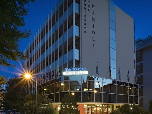Rimini - Parioli Residence Hotel - z Krakowa, 17 kwietnia 2021, 3 noce