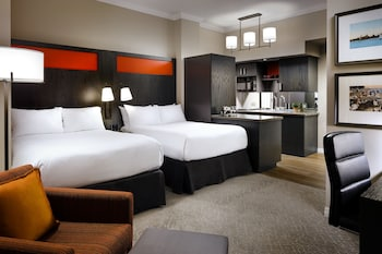 Superior Suite, 2 Double Beds
