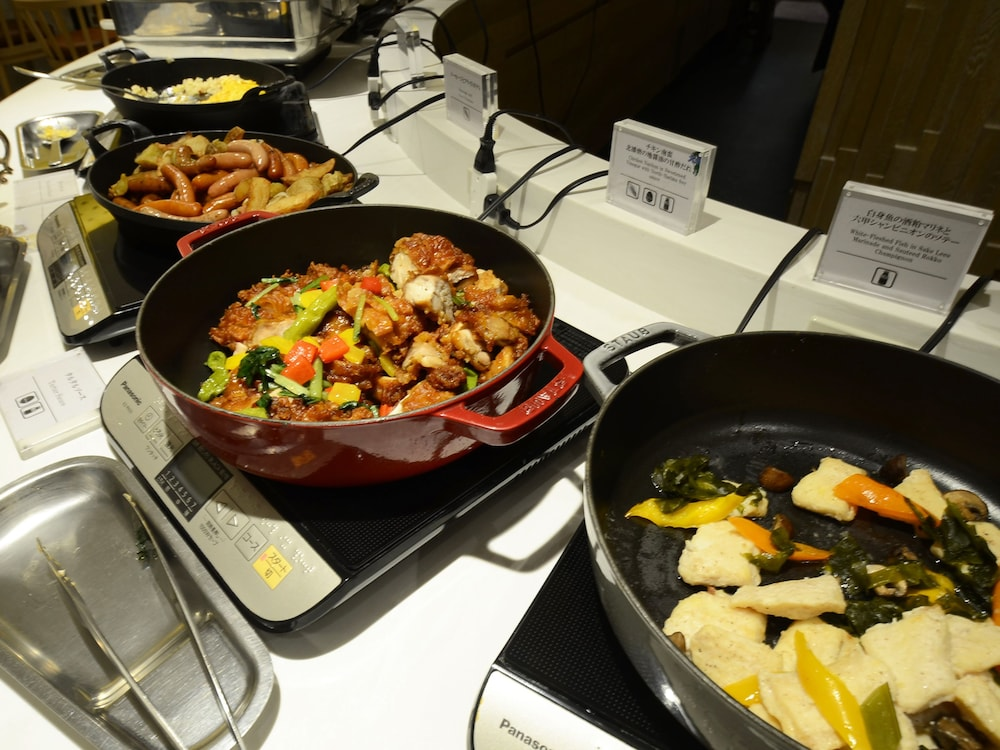 호텔 니코 히메지(Hotel Nikko Himeji) Hotel Image 93 - Buffet