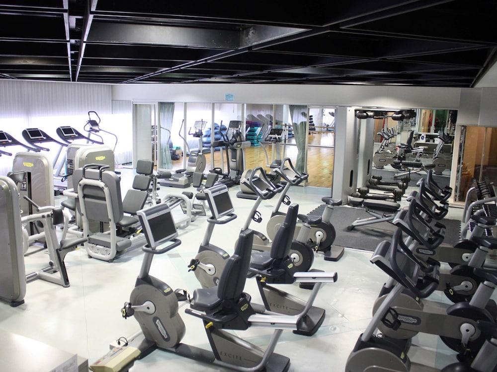 호텔 니코 히메지(Hotel Nikko Himeji) Hotel Image 46 - Gym