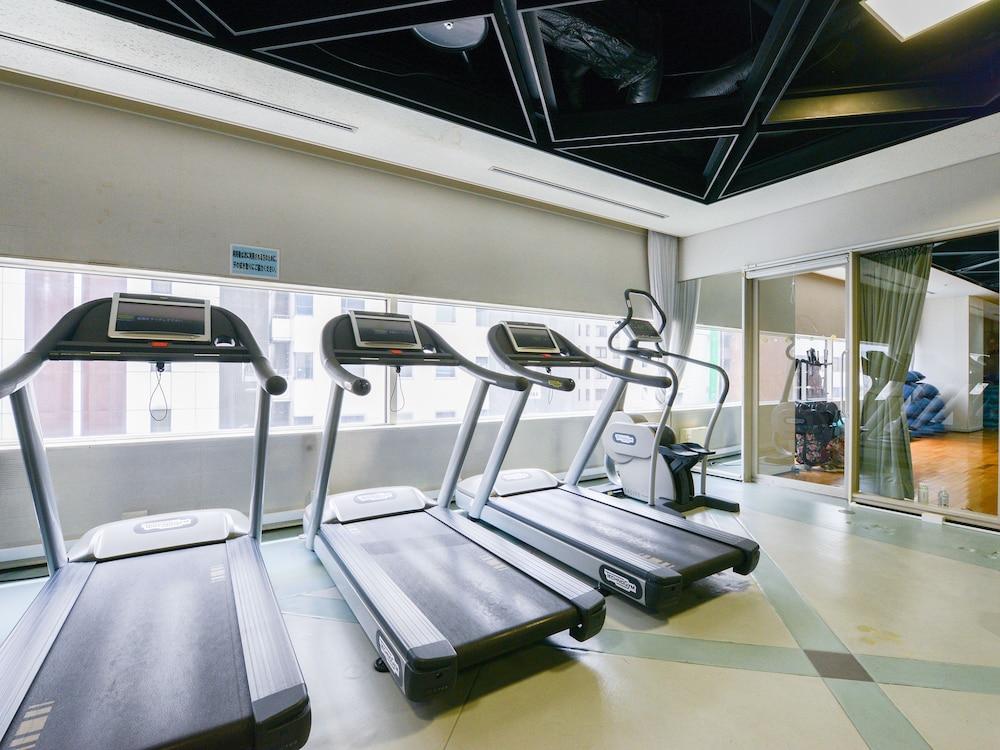 호텔 니코 히메지(Hotel Nikko Himeji) Hotel Image 48 - Gym