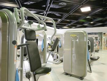 HOTEL NIKKO HIMEJI Gym