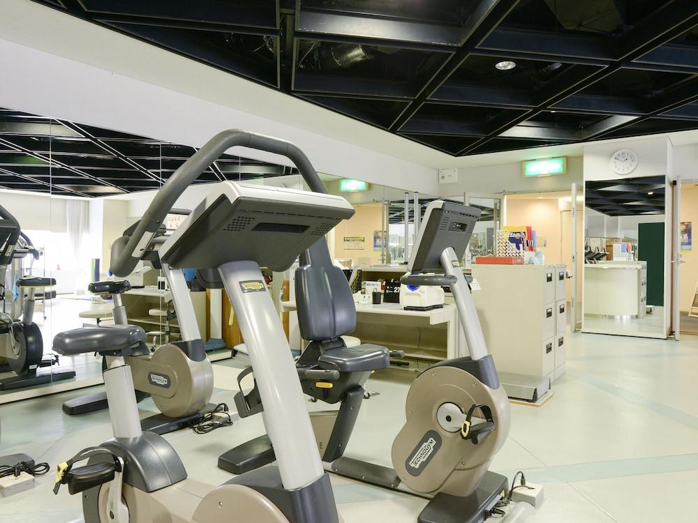 호텔 니코 히메지(Hotel Nikko Himeji) Hotel Image 50 - Gym