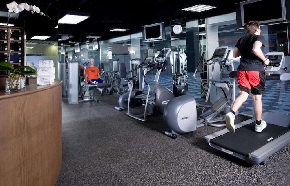 호텔 파노라마 바이 롬버스(Hotel Panorama By Rhombus) Hotel Image 16 - Gym