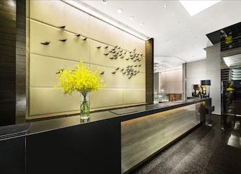 ホテル パノラマ バイ ロンバス (隆堡国際麗景酒店)