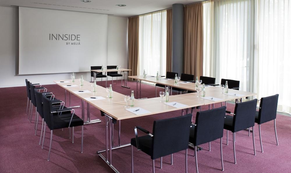 인사이드 바이 멜리아 프랑크푸르트 니데르라트(INNSIDE by Meliá Frankfurt Niederrad) Hotel Image 25 - Banquet Hall
