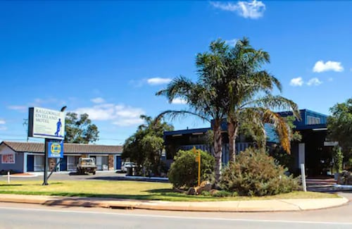 . Kalgoorlie Overland Motel