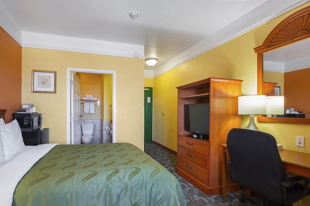 퀄리티 인 & 스위트 비치프론트(Quality Inn & Suites Beachfront) Hotel Image 14 - Guestroom