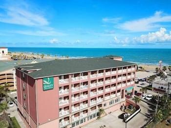 海濱凱藝套房飯店 Quality Inn & Suites Beachfront