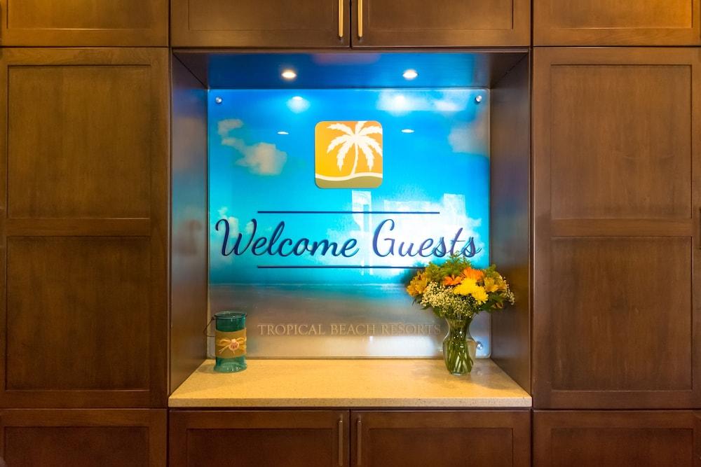 트로피컬 비치 리조트(Tropical Beach Resorts) Hotel Image 155 - Interior Detail