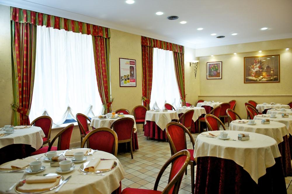 퀄리스-호텔 투린 로얄(QUALYS-HOTEL Turin Royal) Hotel Image 30 - Restaurant