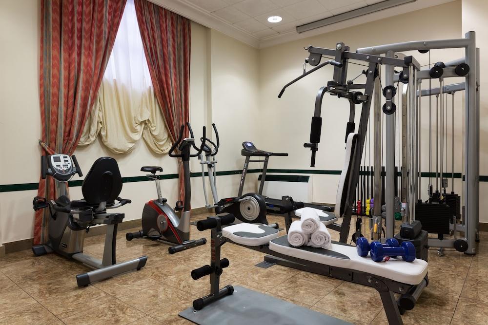 퀄리스-호텔 투린 로얄(QUALYS-HOTEL Turin Royal) Hotel Image 26 - Gym