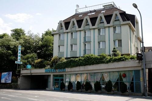 Budapeszt - Hotel Bara Budapest - ze Szczecina, 31 marca 2021, 3 noce