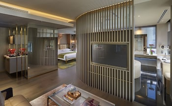 Hotel - The Landmark Mandarin Oriental, Hong Kong
