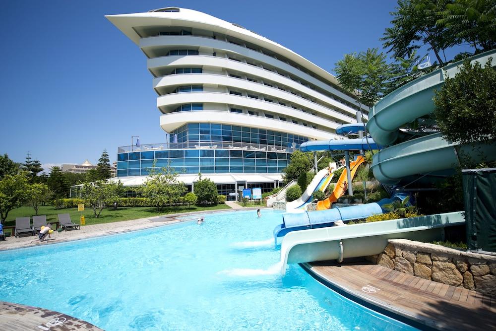 콩코드 드 럭스 리조트 - 올 인클루시브(Concorde De Luxe Resort - All Inclusive) Hotel Image 29 - Outdoor Pool